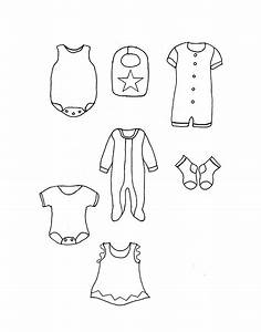 Baby Girl Card Clothes Free Template Making Ideas
