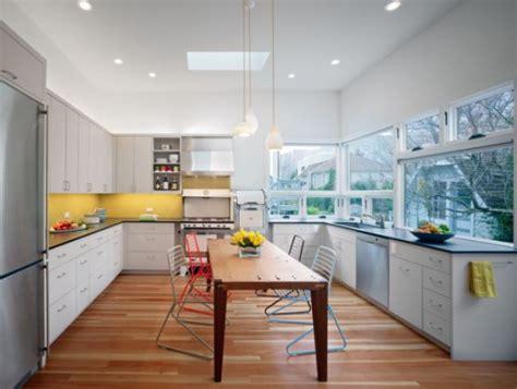 orange kitchen color scheme 5 beautiful color schemes suitable for the kitchen 3762