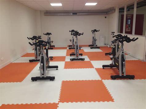 la salle de sport montana fitness club dans le 15e salle