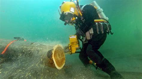 commercial divers  demand  canadas west coast