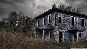 Haunted House Wallpaper Desktop ·①