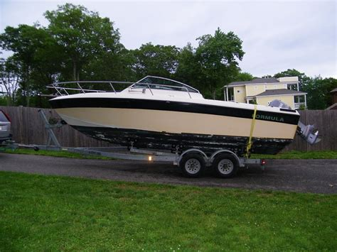 Formula Boat Forum by 24 Formula Sport Fish 6 500 Or Trade The Hull