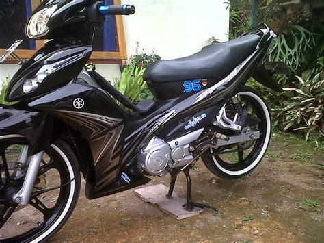Modif Jupiter Z by Modifikasi Motor Yamaha 2016 Modif Yamaha Jupiter Z 2004