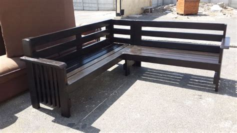 Outdoor Benches, Garden & Patio Furniture  By V & M