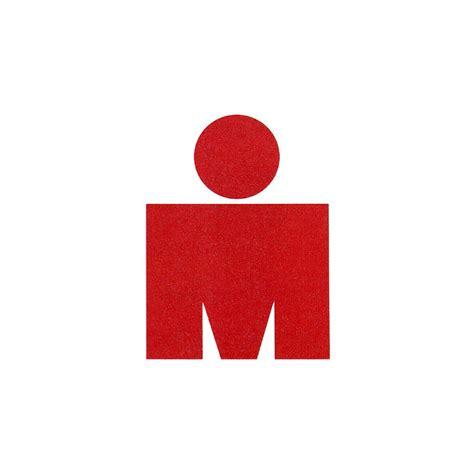 iron man logo temporary tattoo  tattoofun