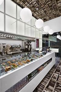 creative cafe design inspired by a library in new york With interior design restaurant books