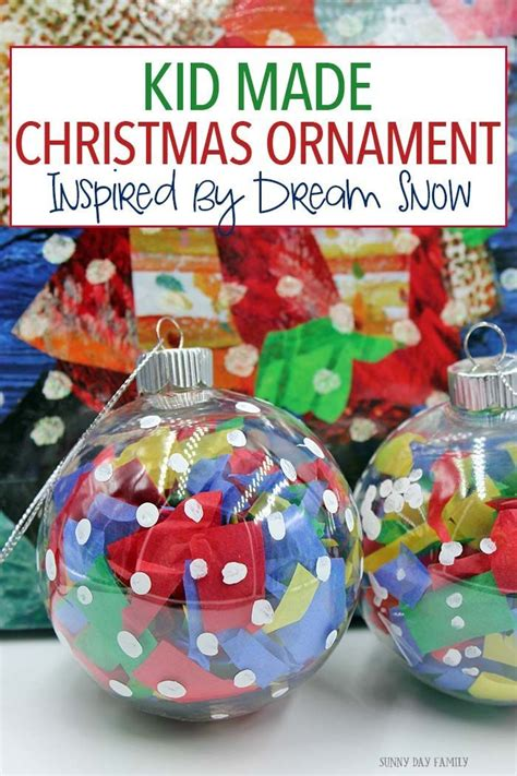 325 best diy christmas ornaments for kids images on