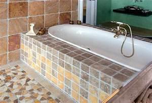 Bad Mosaik Bilder : travertin platten fliesen marmor bodenbelag travertinplatten terrassenplatten r mischer ~ Sanjose-hotels-ca.com Haus und Dekorationen