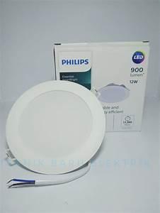 Jual Lampu Downlight Led Philips Dn020b 12w 12 Watt W D125