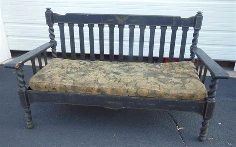Settees For Sale On Ebay by Stickley Brothers Americana Colonial Revival Seat