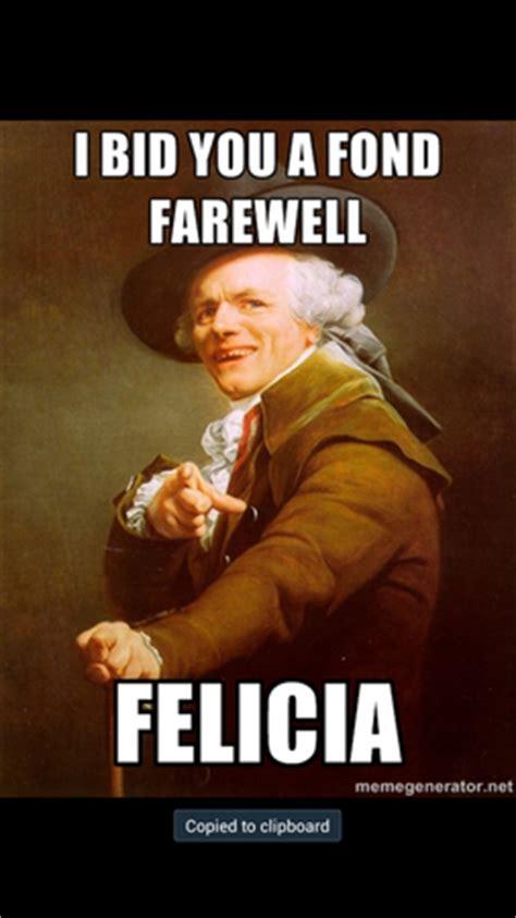 Felicia Meme - bye felicia babycenter