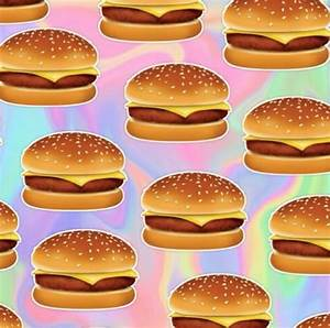 Pics For > Hamburger Background Tumblr