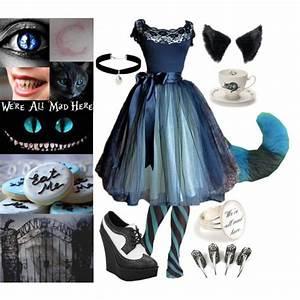 Alice Im Wunderland Kleidung : corrupted kitty cheshire cat kost me pinterest kost m halloween kost m und halloween ~ Frokenaadalensverden.com Haus und Dekorationen