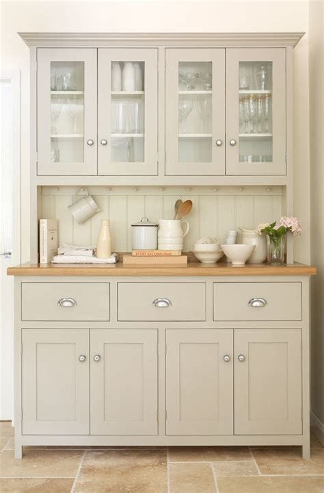 kitchen furniture glazed dresser by devol kitchens i kitchen dressers