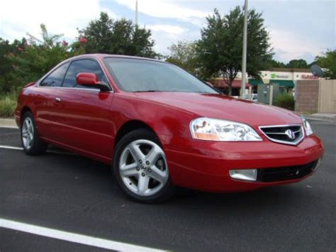 Acura Cl For Sale by Find Used 2001 Acura Cl Type S 25k 2nd Owner In