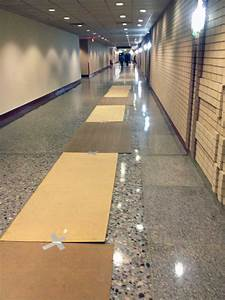 wall floor protection is crucial for a successful office With masonite flooring