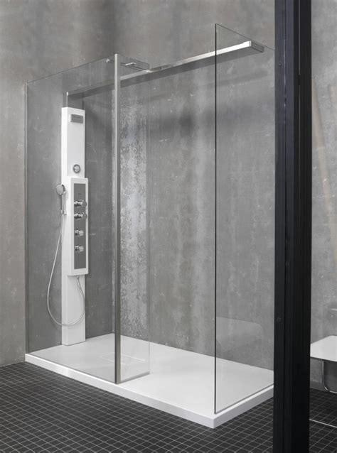Kleines Badezimmer Mit Walk In Dusche by 120 Moderne Designs Glaswand Dusche Archzine Net