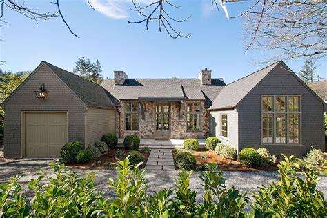 ahern kalmbach san francisco  marin real estate agents ranch house plans  shaped