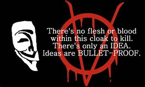 v for vendetta quote on Tumblr