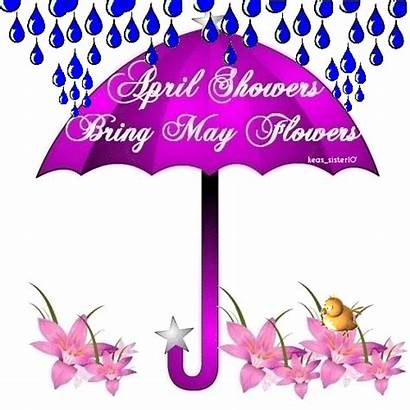 Showers April Flowers Bring Spring Picnic Quotes