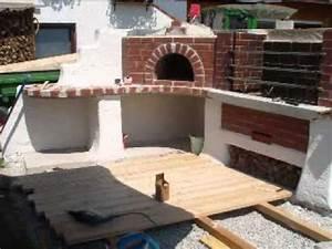 Barbecue Grill Selber Bauen : brasilianischer grill pizzaofen constru o da churrasqueira youtube ~ Markanthonyermac.com Haus und Dekorationen