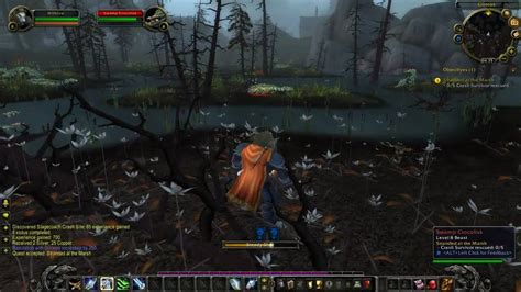 wow cataclysm guide worgen starting zone  youtube
