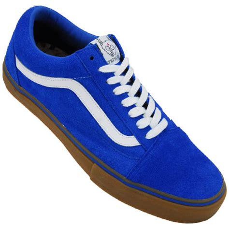 vans syndicate golf wang skool pro s shoes blue