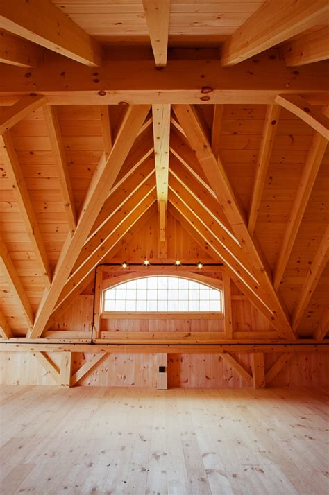 A Frame Dormer by Features Post And Beam Carriage Barns The Barn Yard