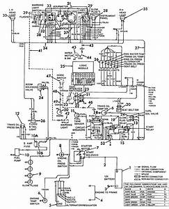 New Holland T6030 Starting Schematic