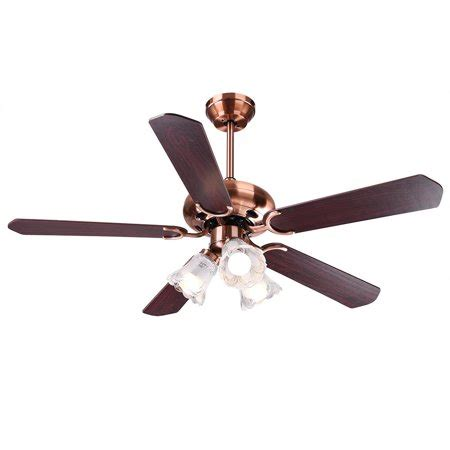 Yescom Inches Blades Ceiling Fan With Light Kit