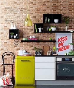 inspiration cuisine rangements ouverts cocon de With deco cuisine pour etagere