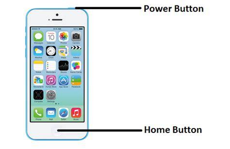 to screenshot iphone how to screenshot on the iphone 5c draalin How