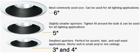 what size can lights for kitchen how to choose the right recessed lighting the home depot 1997