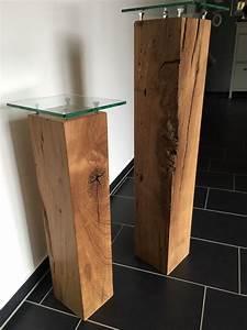 Deko Für Flur : massive dekos ulen aus eichenholz mit glasplatten tolle deko f r den flur eingangsbereich ~ Sanjose-hotels-ca.com Haus und Dekorationen