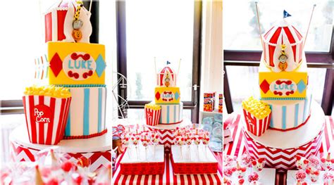 birthday party ideas for popsugar circus themed birthday party pretty my party
