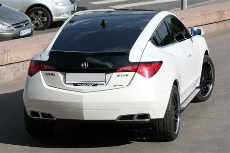 Acura ZDX Perforane 2020 : Official Zdx Aftermarket Wheel/tire Thread With Pictures