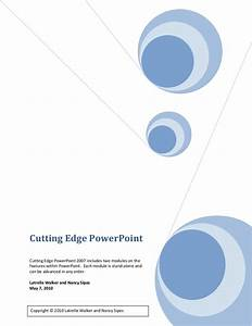 Power Point User Guide