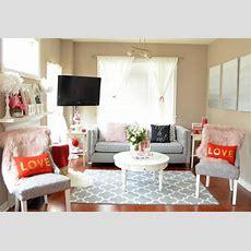 Valentines Day Home Decor  Canadian Fashionista