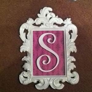 1000 ideas about hobby lobby frames on pinterest diy With letter hooks hobby lobby