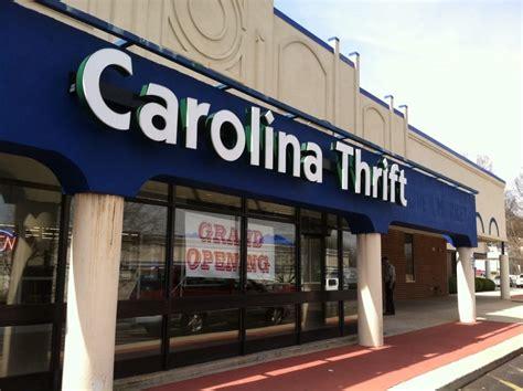 thrift stores  unique shopping  north carolina