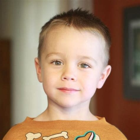 Small Hairstyle For Boy by 35 Toddler Boy Haircuts Your Will