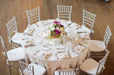 wedding tables and chairs furnishing your wedding the wedding community