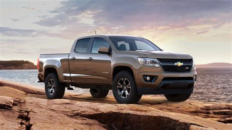 2019 Chevy Colorado Crew Cab Short Bed Length  Car Magz Us