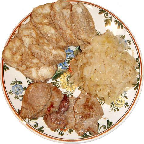 cuisine tcheque cuisine tchèque