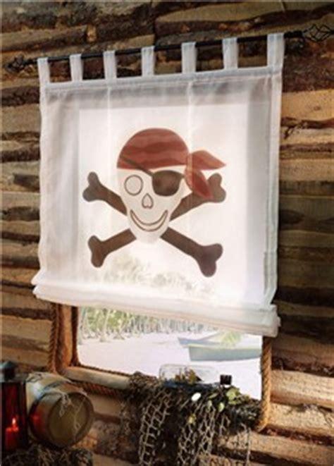 rideau pirate chambre et corsaires housse de couette pour enfant