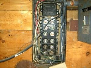 Vintage Wadsworth Fuse Box by Q A Sat Can I Sell A House With A Dated Electrical