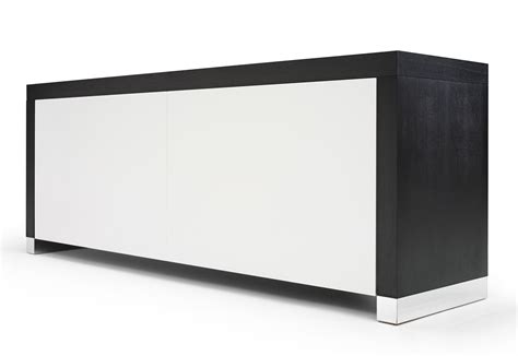 Black And White Sideboard by Black And White Sideboard By Linteloo Stylepark