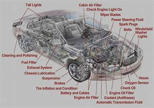 Car Body Parts Names Image Pdf