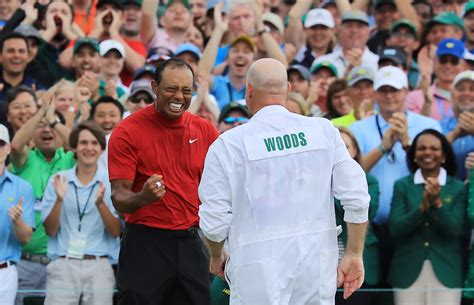 Tiger Woods And His Caddie Answer Fan Questions And Reveal ...