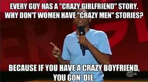Crazy,Boyfriend